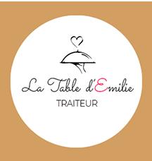 La Table d'Emilie Logo